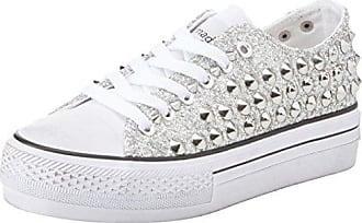 111617462SP, Zapatillas para Mujer, Oro (Oro G), 40 EU Prima Donna