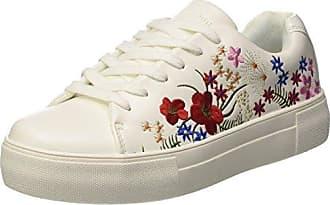 Sneakers, Zapatillas para Mujer, Gris (Grig 111308201MFGRIG), 37 EU Prima Donna