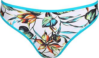 Biloba Bas de bikini brésilien, Multicolore