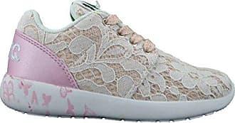 1451455 Turnschuhe Schuhe Mädchen Rosa Spitze Primigi