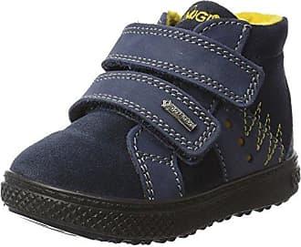 Primigi Pptgt 8648, Sneakers Hautes Garçon, Gris (GR.SC/Avio/Nero), 36 EU