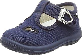 Primigi PTI 13544, Zapatillas para Niños, Azul (BLU SC/Argento 66), 23 EU