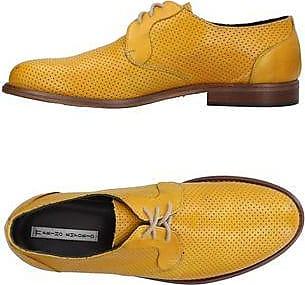 321480066900, Sneakers Basses Homme, Jaune (Yellow), 46 EUBugatti