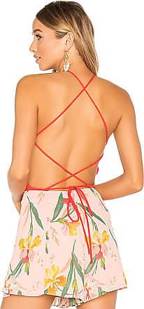 Amble Bodysuit in Orange. - size M (also in L,S,XS) Privacy Please