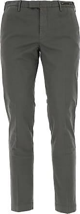 Pants for Men On Sale, Anthracite Grey, Wool, 2017, 32 PT01