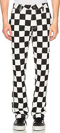 Classic Fit Check Pant in Black & White. - size 32 (also in 28,30,34,36) Publish
