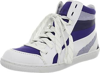 Puma Abbey Stripes Damenschuhe Marineblau