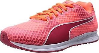 Puma Burst Wn 's Scarpe Da Corsa da Donna Arancione Arancione Fluorescent Peach Rose Red 01