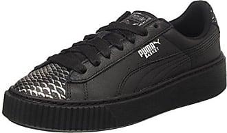 Smash Platform SD, Zapatillas para Mujer, Negro (Puma Black-Puma Black 01), 37 EU Puma