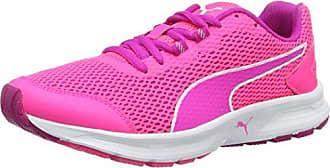Descendant V4 - Chaussures de Running - Femme - Noir (Black/Pink 02) - 37.5 EU (4.5 UK)Puma
