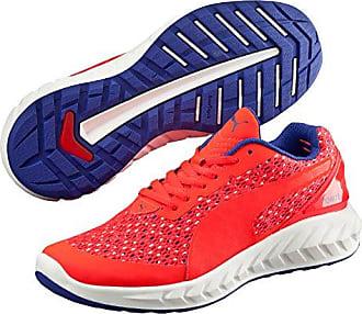 Puma Speed 500 Ignite, Chaussures de Running Entrainement Femme, Rouge (Red Blast/Royal Blue/White), 41 EU