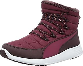 Puma Damen ST Winter Boot Schneestiefel, Rot (Red Plum-Red Plum 02), 38 EU