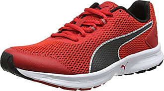 Puma Vigor, Zapatillas de Running para Hombre, Rojo (High Risk Red-Puma White 04), 40 EU