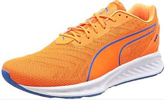 Puma - Zapatillas para hombre Naranja naranja, color Negro, talla 37.5