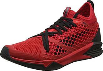 Puma Speed 600 Ignite - Chaussures de Course - Mixte Adulte - Rouge (Red/Black/White 06) - 42 EU (8 UK)