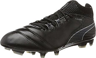 Puma Classico It - Chaussures de Football - Homme - Noir (Black-White Gold 01) - 40 EU (6.5 UK)