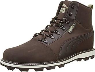 Puma Tatau Fur Boot GTX, Botines Unisex Adulto, Marrón-Braun (Chocolate Brown-Chocolate Brown 01), 37.5 EU