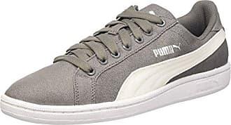 Puma Smash CV Tennisschuhe, Grau - Grau - Größe: 42