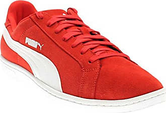 Puma Smash Buck, Unisex-Erwachsene Sneakers (47, Rot (Toreador 29))