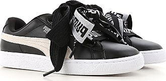 Sneakers for Women On Sale, Black, Leather, 2017, US 9 - UK 6 5 - EU 40 - JP 25 5 Puma