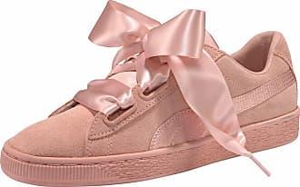 Suède Wns Bulle Plateforme - Chaussures De Sport Pour Dames / Noir Puma
