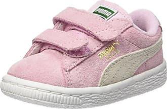 Puma Rebound V2 Hi Camo V Kids - Zapatillas, color Night/White/Olive/Spring, talla 20