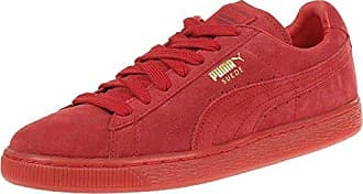 Puma Suede Classic+ Herren High Top Sneaker  39 EUHigh Risk Red