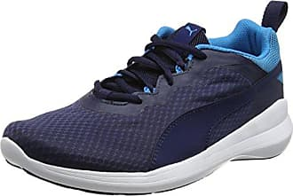Puma Carson Runner Knit Eea, Scarpe da Running Unisex-Adulto, Blu (Peacoat-Electric Blue Lemonade 03), 43 EU