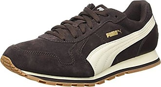 Smash - Sneakers Basses - Mixte Adulte - Noir (Black/Dark Shadow 04) - 44.5 EU (10 UK)Puma