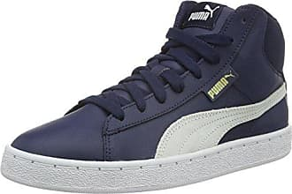 St Trainer Evo - Chaussures Dentrainement - Mixte Adulte - Bleu (Peacoat/White 02) - 39 EU (6 UK)Puma
