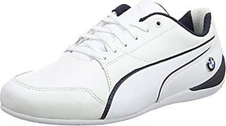 Puma Roma Classic Gum, Sneakers Basses Mixte Adulte, Blanc White Team Gold, 45 EU