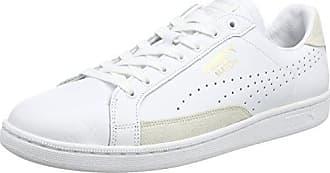 Puma Basket Classic Gum Deluxe, Sneakers Basses Mixte Adulte, Noir Black, 46 EU