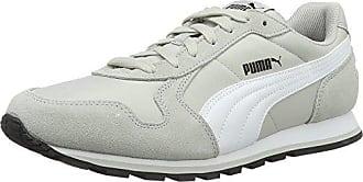 Puma Unisex Adulti Blaze Low Top Scarpe Da Ginnastica Grigio gray violet Puma Bianco 02
