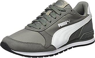 Puma St Runner NL, Sneakers Basses Mixte Adulte, Gris (Gray Violet White 35), 36 EU