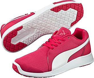 St Runner NL - Chaussures de Course - Mixte Adulte - Rose (PhloxRose/White) - 42 EU (8 UK)Puma
