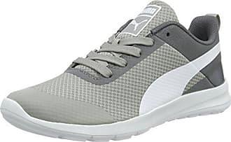 Puma Carson Runner Camo Mesh EEA, Chaussures de Course Mixte Adulte, Grigio (Asphalt/White 04), 44.5 EU