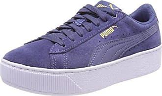 Puma Smash SD, Sneakers Basses Mixte Adulte, Bleu (Blue Depths-White), 36 EU
