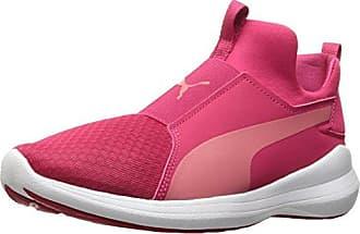 Puma Damen Rebel Mid WNS Sneaker, Pink (Knockout Pink-Knockout Pink White 03), 41 EU