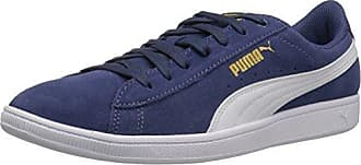Puma Unisex-Erwachsene Smash V2 Sneaker  405 EUBlau (Blue Indigo)