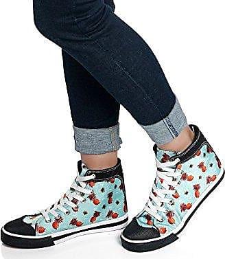 Pussy Deluxe Pineapple Dream Sneaker Multicolour, Schuhgrößen:43
