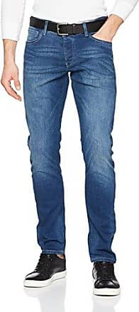 Q/S designed by s.Oliver 41.802.71.1111, Vaqueros Skinny para Mujer, Azul (Dark Blue Denim, Heavy St 58Z6), 34W x 32L Talla del Fabricante: 34