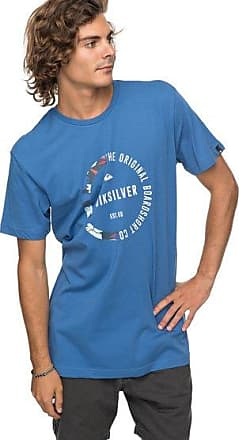 Skybreak - T Shirt col rond pour Homme - Bleu - QuiksilverQuiksilver