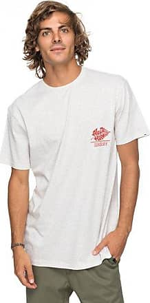 The Original Mountain And Wave - T-shirt col rond pour Homme - Beige - QuiksilverQuiksilver