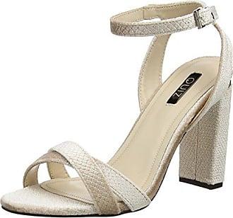 Juliet - Tira de tobillo Mujer , color Blanco, talla 38