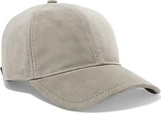 Marilyn Leather-trimmed Cotton-twill Baseball Cap - Purple Rag & Bone