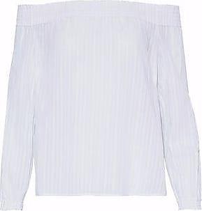 Rag & Bone Woman Off-the-shoulder Broderie Anglaise Cotton Dress White Size XS Rag & Bone