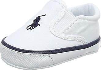 Ralph Lauren Bal Harbour II Layette, Zapatillas para Niño, Azul (Navy 000), 17 EU