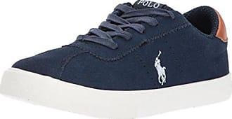 Harvey Mid Navy/Newport Sneaker Schuhe, Size:46 Ralph Lauren