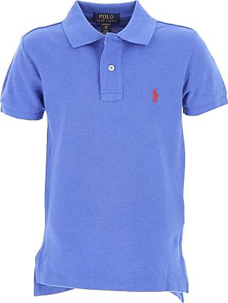 Polo Shirt for Women On Sale, Skyblue, Cotton, 2017, 10 12 14 6 8 Ralph Lauren