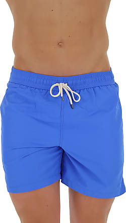 Swim Shorts Trunks for Men On Sale, Light Blue, Cotton, 2017, L XS Ralph Lauren